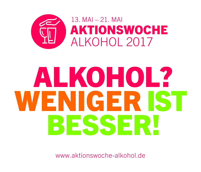 Aktionswoche Alkohol 2017